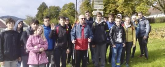Turistický pochod Pošumavím (Velharticko)