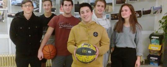 29. ročník přeboru domova mládeže v košíkové